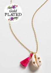 Necklace Seaside Pink
