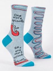 Men's Sock One More Episode