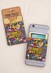 Phone Pocket Ring Kindness Mat
