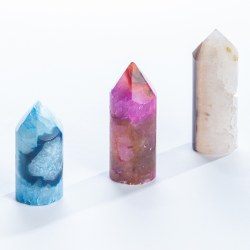 Agate Cylinders