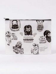 Zipper Pouch Beards