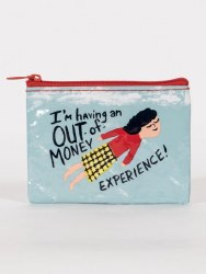 Coin Purse Out Of Money