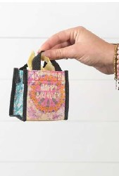 Gift Bag Tiny Happy Birthday