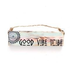 Sign Good Vibe Tribe 3 X 12