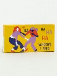Gum Ha Ha Ha Whoops I Peed