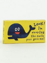 Gum Wearing The Smile You