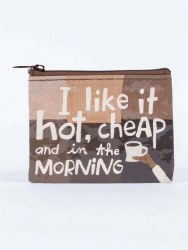 Coin Purse Like It Hot & Cheap