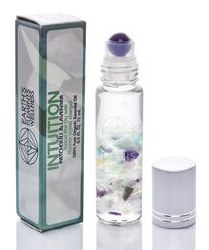 Crystal Oil Roll On Intuition
