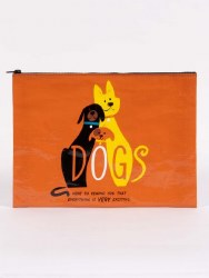 Jumbo Pouch Dogs