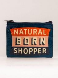 Coin Purse Natural Born Shoppe