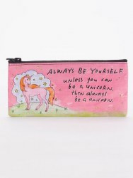 Pencil Case Always Be Unicorn