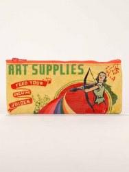 Pencil Case Art Supplies