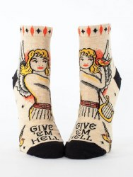 Socks Ankle Give Em Hell