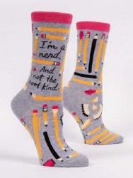 Socks I'm A Nerd
