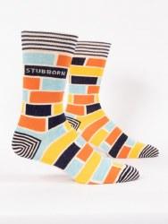 Men's Sock Stubborn