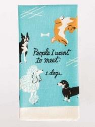 Dish Towel People To Meet