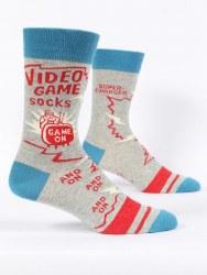 Men's Sock Video Game