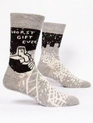 Mens Socks Worst Gift Ever