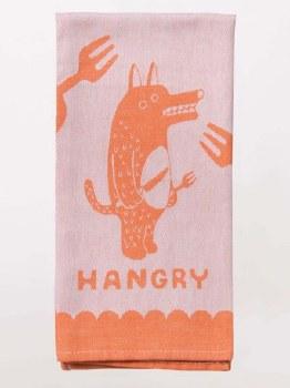 Dish Towel Hangry