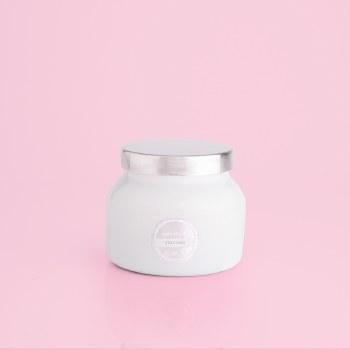 Volcano Petite White Jar 8oz