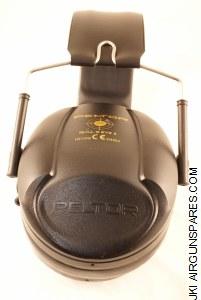 Peltor Ear Defenders Black