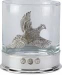 Bisley Whisky Glass Pheasant