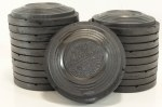 Black Standard Clays Box (150)