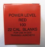 Blanks Launcher Long Dist-R