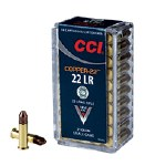 CCI Copper-22 .22lr 21gr