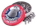 Crosman Piranha .22 Pellets