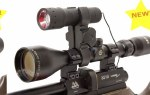 LED LENSER P7.2 Gun Lamp Set