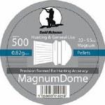 Magnum Dome Pellets .22