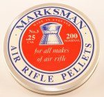 Marksman .25 Pellets