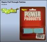 Napier Power Airgun Patches