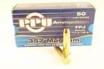 PPU .357 Magnum 158gr FPJ