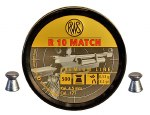 RWS R10 Match .177 Pellets4.50