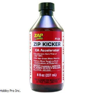 ZAP Zip Kicker Refill, 8 oz