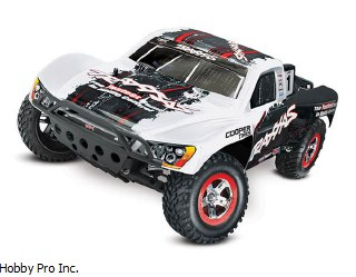 Slash 2wd w/Audio, TQ 2.4 RTR