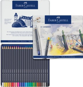 Faber-Castell Goldfaber Colored Pencil 24 Set