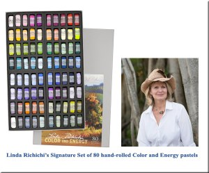 Linda Richichi's Color & Energy 80 Pastel Set
