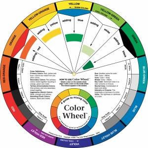 Color Wheel 9.25in