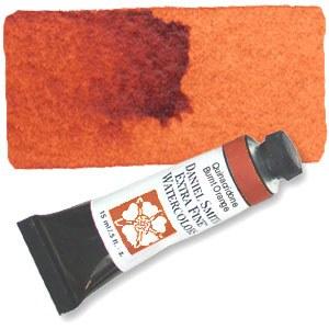 Daniel Smith Extra Fine Watercolor 15ml Quinacridone Burnt Orange