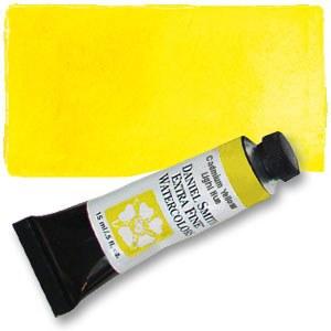 Daniel Smith Extra Fine Watercolor 15ml Cadmium Yellow Light Hue
