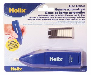 Helix Auto Eraser