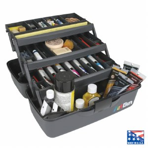 ArtBin Essentials 3- Tray Box 8737AB