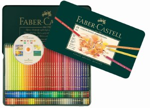 Faber-Castell Polychromos Colored Pencils Set of 120