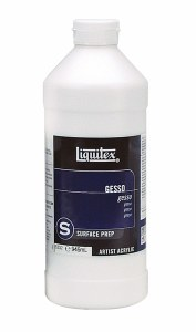 Liquitex Acrylic Gesso 32oz