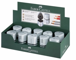 Faber-Castell Grip Trio Sharpener