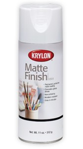 Krylon Matte Finish 11oz