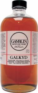 Gamblin Galkyd 16oz